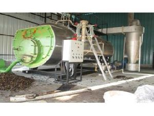 Cashew Nut Boiler Machine