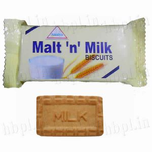 Malt And Milk Biscuits