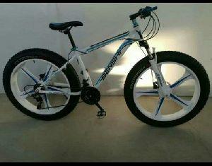 Mack Wheels Fat Tyre Cycle