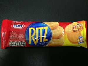 Ritz Crackers Cheese Biscuits