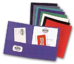 Printed Paper Folders