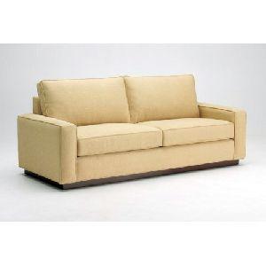 Solid Wood Corner Sofa Set