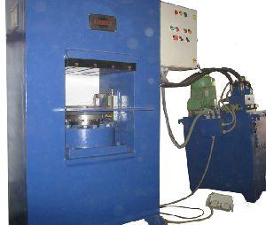 Motorised Hydraulic Coining Press