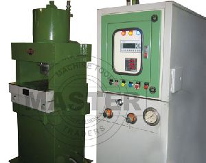 Ton Hydraulic Gold And Silver Coining Press