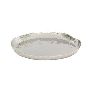 Stainless Steel Polished Tray