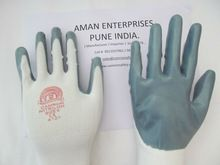 Neoprine Coated Safety Hand Gloves