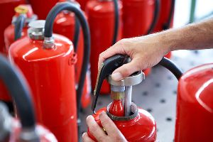 Fire Extinguisher Testing Services