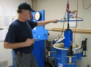 Hydrostatic Testing Services
