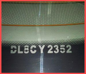 Glass Etching Service