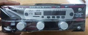 Digital Usb & Fm Car Stereo
