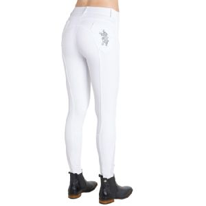 Ladies Silicone Bamboo Riding Breeches