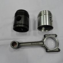 Piston And  Connected Rod