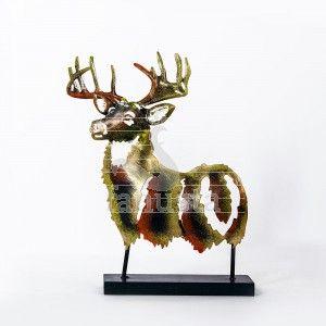 Reindeer Decorative Tea Light Holder