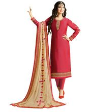 Party Wear Women Salwar Kameez Suits With Embroidery