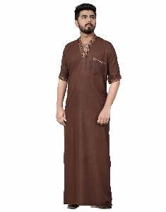 Poly Cotton Men Jubba