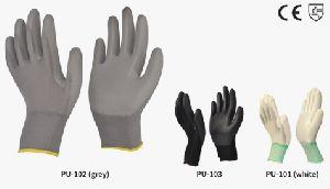 Pu Coated Gloves (flex-e-pu)