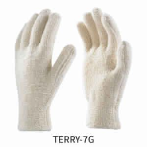 Terry Knitted Gloves