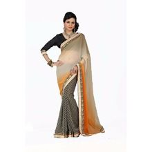 Ethnic Designer Handmade Saree