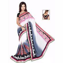 Ethnic Designer Net Saree