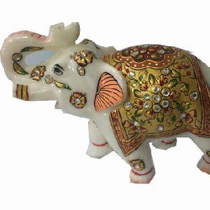 Marble Handmade Elephant