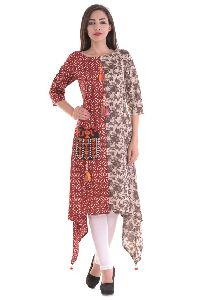 New Trendy Stylish Kurti Kurta Womens Dress
