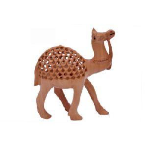 Wooden Undercut Camel