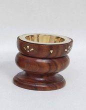 Wooden Mabkhara Arabic Incense Burner