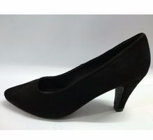 Ladies Comfortable Block Heel