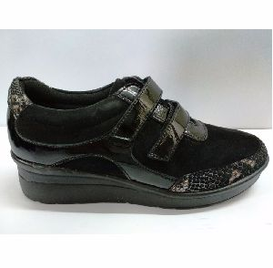 Strap Casual Shoes On Pu Sole