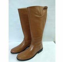 Unisex Full Leather Long Boot