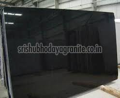 Ramavaram Black Granite Slab