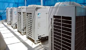 Commercial Heat Pumps