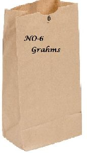 6.85 Gm Brown Paper Bag