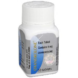 Anavar Tablets - Manufacturers, Suppliers & Exporters in India