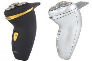 Three Cutter Head Razor Nv-178, Three Tool Face Shaver - Nvsvr