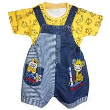 Baby Dungaree Suit