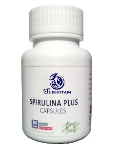Spirulina Plus Capsules