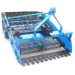 Automatic Potato Digger