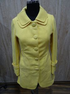 LADIES WOOLLEN COAT