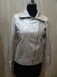 74147e0b7 Ladies Leather Coat - Manufacturers