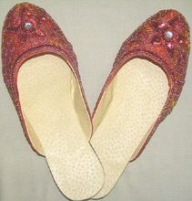 Embroidered Ladies Shoes