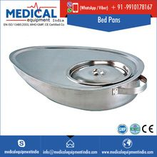 Stainless Steel Bed Pans