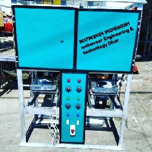 Fully Automatic Dubel Die Dona Making Machine