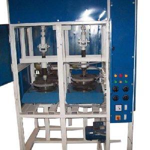 Fully Automatic Dubel Die Thali Making Machine