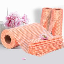 disposable Kitchen Towel Clean Cloth rolls
