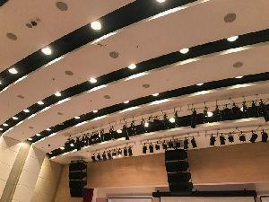 Auditorium Ceiling Design And Installation Services