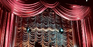 Auditorium Motorized Stage Front Curtains