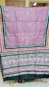Chakra Tussar Silk Dupatta