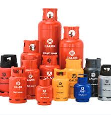 Calor Safety Gas Cylinders
