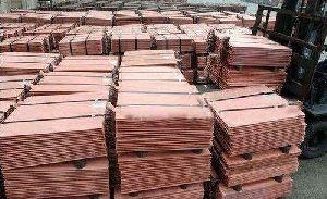 Rectangle Copper Cathodes